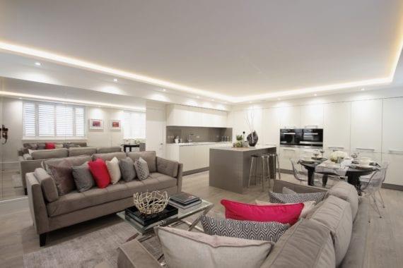 City Lux interior